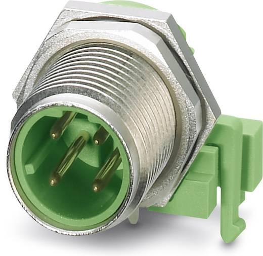 Sensor-/Aktor-Einbausteckverbinder M12 Stecker, Einbau Polzahl: 4 Phoenix Contact 1434866 SACC-DSIV-M12MSD-4CON-L90 10