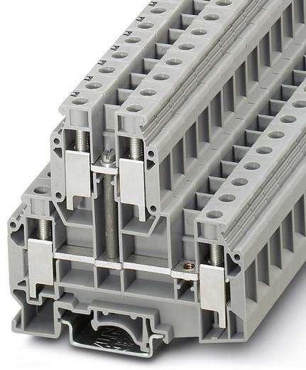 UKKB 10-PV - Durchgangsreihenklemme UKKB 10-PV Phoenix Contact Grau Inhalt: 50 St.