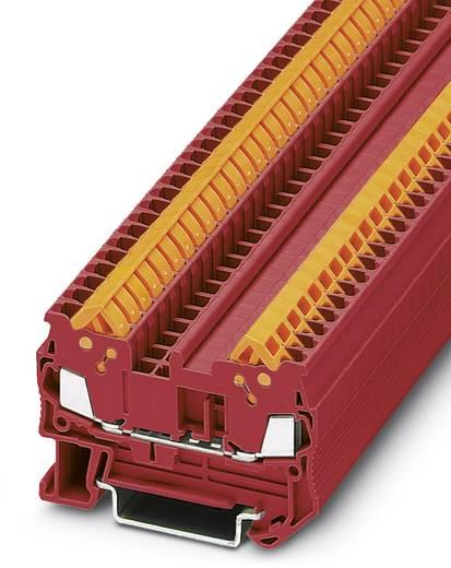 QTC 1,5 RD - Durchgangsklemme QTC 1,5 RD Phoenix Contact Rot Inhalt: 50 St.
