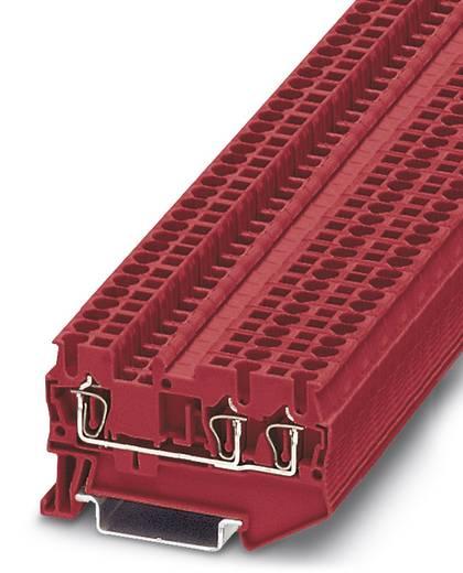 ST 2,5-TWIN RD - Durchgangsreihenklemme ST 2,5-TWIN RD Phoenix Contact Rot Inhalt: 50 St.