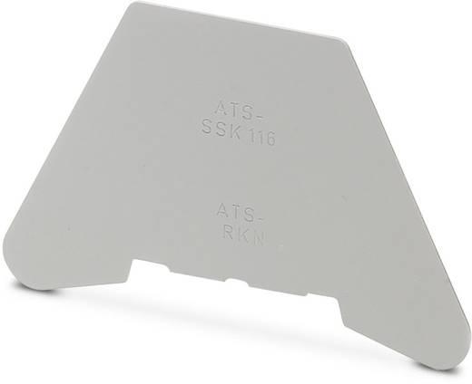 ATS-SSK 116/RKN - Abteilungstrennscheibe ATS-SSK 116/RKN Phoenix Contact Inhalt: 100 St.