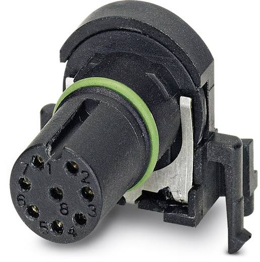 SACC-CI-M12FS-8CON-L90 SH SCO - Einbausteckverbinder SACC-CI-M12FS-8CON-L90 SH SCO Phoenix Contact Inhalt: 20 St.