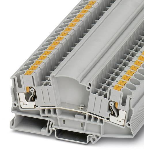 PTMED 6 - Durchgangsklemme PTMED 6 Phoenix Contact Grau Inhalt: 50 St.