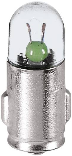 Kontrolllampe 6 V 1.2 W 200 mA Sockel=BA7s Klar Barthelme Inhalt: 1 St.