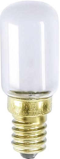 Kleinröhrenlampe 235 V 15 W E14 Matt 00762515 Barthelme 1 St.