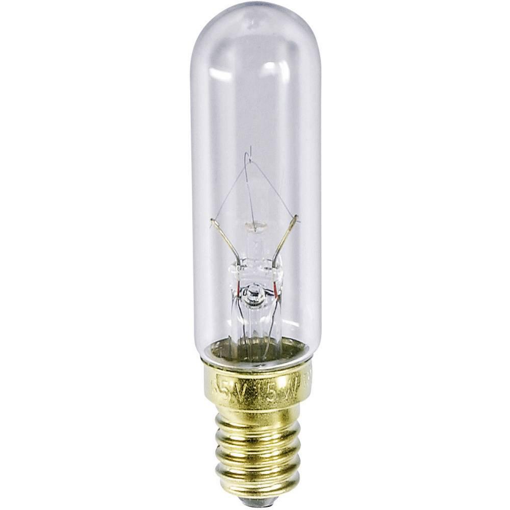 petite ampoule tubulaire barthelme 00742640 240 v 260 v. Black Bedroom Furniture Sets. Home Design Ideas