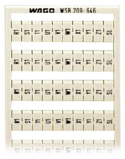 WSB-Schnellbeschriftungssystem 209-646 WAGO Inhalt: 5 St.