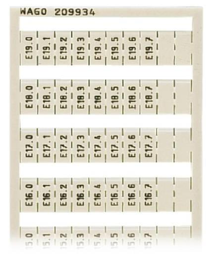 WSB-Schnellbeschriftungssystem 209-934 WAGO Inhalt: 5 St.