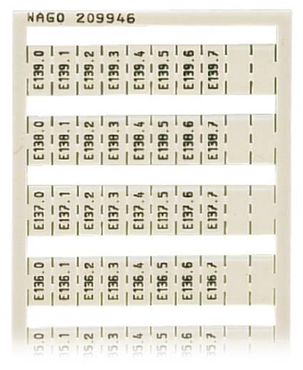 WSB-Schnellbeschriftungssystem 209-946 WAGO Inhalt: 5 St.