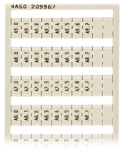 WSB-Schnellbeschriftungssystem 209-967 WAGO Inhalt: 5 St.