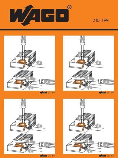 Handhabungsaufkleber 210-199 WAGO Inhalt: 100 St.