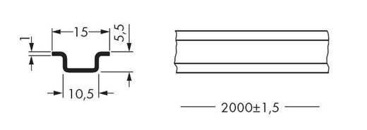 Stahltragschiene 210-295 WAGO Inhalt: 1 St.