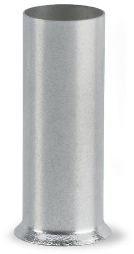 Aderendhülse 1 x 0.34 mm² x 25 mm Unisoliert Metall WAGO 216-414 50 St.