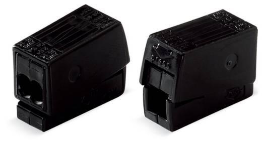 Leuchtenklemme flexibel: 0.5-2.5 mm² starr: 0.5-2.5 mm² Polzahl: 2 WAGO 100 St. Schwarz
