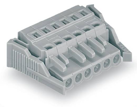 Buchsengehäuse-Kabel 231 Polzahl Gesamt 14 WAGO 231-114/037-047 Rastermaß: 5 mm 25 St.