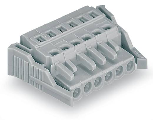 Buchsengehäuse-Kabel 231 Polzahl Gesamt 17 WAGO 231-117/037-000 Rastermaß: 5 mm 10 St.