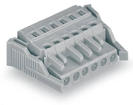 WAGO Buchsengehäuse-Kabel 231 Polzahl Gesamt 3 Rastermaß: 5 mm 231-103/037-045/033-000 50 St.