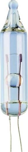 Miniatur Glühlampe 6 V WT 20 mm Klar 00900610 Barthelme 1 St.