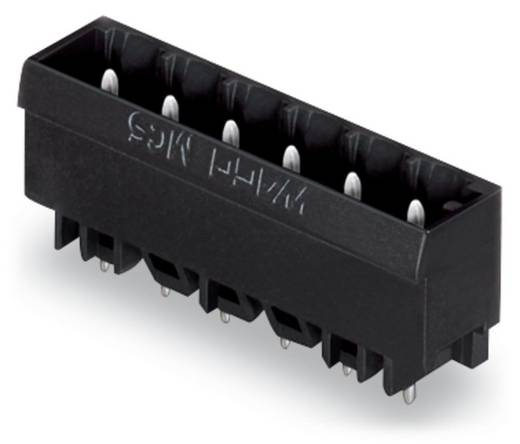 Stiftleiste (Standard) 300 Polzahl Gesamt 8 WAGO 231-168/001-000/105-604 Rastermaß: 5 mm 100 St.