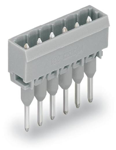 Stiftleiste (Standard) 300 Polzahl Gesamt 16 WAGO 231-176/003-000 Rastermaß: 5 mm 50 St.
