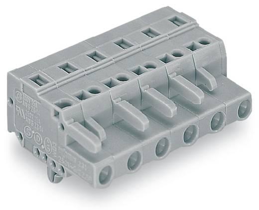 WAGO 231-204/008-000 Buchsengehäuse-Kabel 231 Polzahl Gesamt 4 Rastermaß: 7.50 mm 50 St.