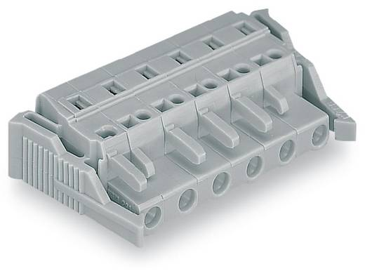 Buchsengehäuse-Kabel 231 Polzahl Gesamt 4 WAGO 231-204/037-000 Rastermaß: 7.50 mm 50 St.