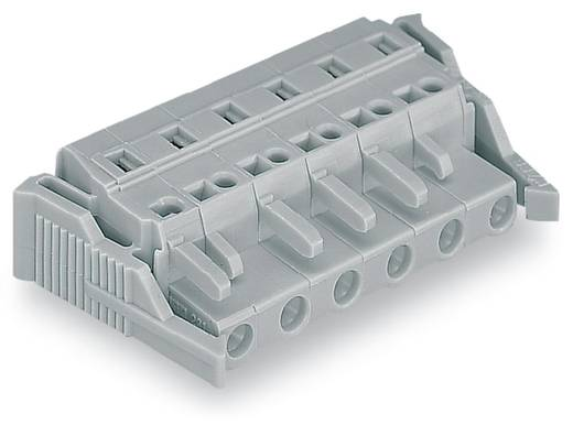 WAGO Buchsengehäuse-Kabel 231 Polzahl Gesamt 10 Rastermaß: 7.50 mm 231-210/037-000 25 St.
