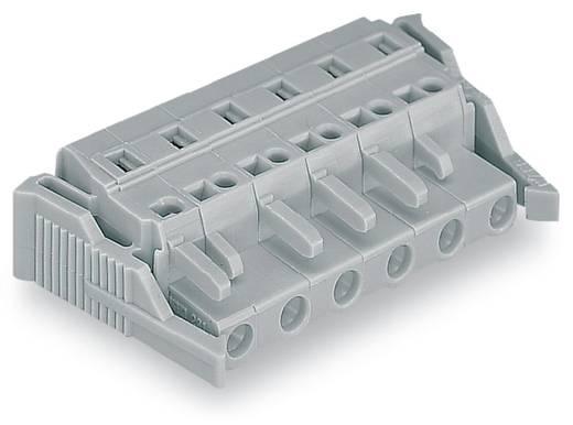 WAGO Buchsengehäuse-Kabel 231 Polzahl Gesamt 4 Rastermaß: 7.50 mm 231-204/037-000/032-000 50 St.