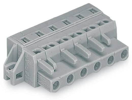 WAGO Buchsengehäuse-Kabel 231 Polzahl Gesamt 9 Rastermaß: 7.50 mm 231-209/031-000 25 St.