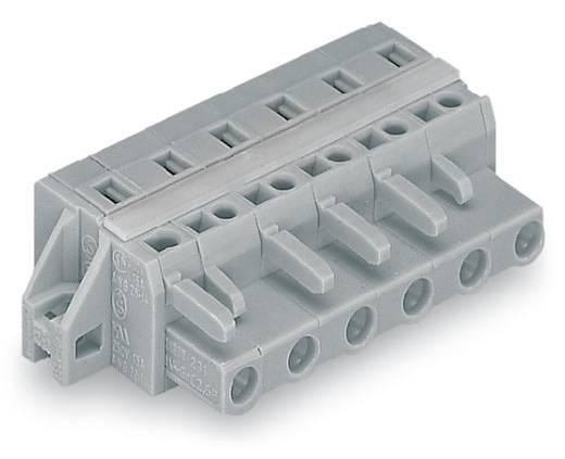 Buchsengehäuse-Kabel 231 Polzahl Gesamt 16 WAGO 231-216/027-000 Rastermaß: 7.50 mm 10 St.