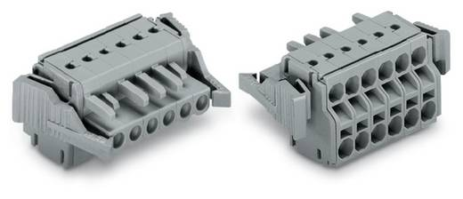 Buchsengehäuse-Kabel 231 Polzahl Gesamt 6 WAGO 231-2106/037-000 Rastermaß: 5 mm 50 St.
