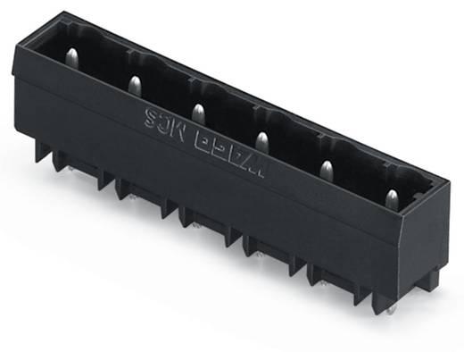 Stiftleiste (Standard) 300 Polzahl Gesamt 12 WAGO 231-272/001-000/105-604 Rastermaß: 7.50 mm 50 St.