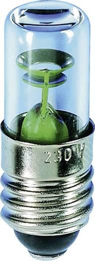 Glimmlampe 230 V 0.40 W E10 Klar 00022340 Barthelme 1 St.