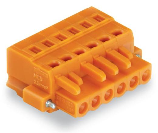Buchsengehäuse-Kabel 231 Polzahl Gesamt 3 WAGO 231-303/107-000 Rastermaß: 5.08 mm 100 St.