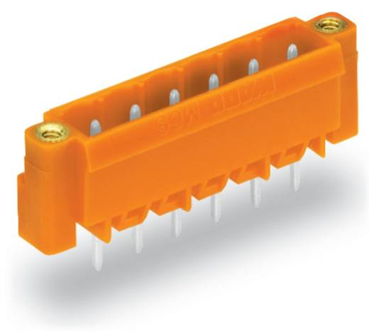 Stiftleiste (Standard) 300 Polzahl Gesamt 6 WAGO 231-336/108-000 Rastermaß: 5.08 mm 100 St.