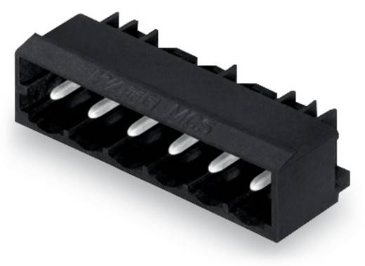 Stiftleiste (Standard) 300 Polzahl Gesamt 7 WAGO 231-467/001-000/105-604 Rastermaß: 5 mm 100 St.