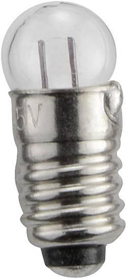 Žiarovka E 5.5, 0.15 W, 100 mA, 1.5 V