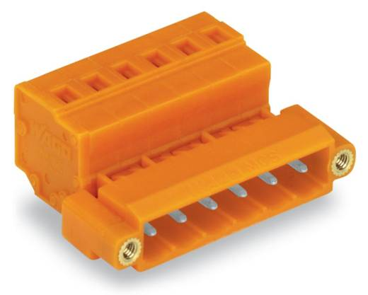 WAGO Stiftleiste (Standard) 300 Polzahl Gesamt 16 Rastermaß: 5.08 mm 231-646/109-000 10 St.