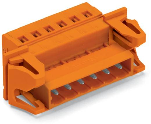 WAGO Stiftleiste (Standard) 300 Polzahl Gesamt 20 Rastermaß: 5.08 mm 231-650/114-000 10 St.