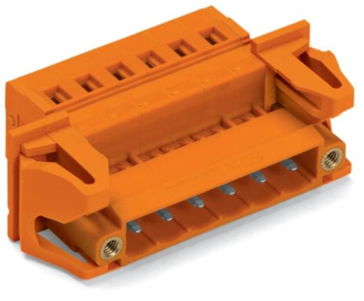 WAGO Stiftleiste (Standard) 300 Polzahl Gesamt 9 Rastermaß: 5.08 mm 231-639/129-000 25 St.