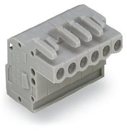 Zásuvkové púzdro na kábel WAGO 232-111/026-000, 57.40 mm, pólů 11, rozteč 5 mm, 25 ks