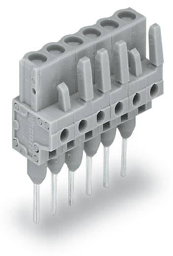Buchsengehäuse-Platine 232 Polzahl Gesamt 8 WAGO 232-138/005-000 Rastermaß: 5 mm 50 St.