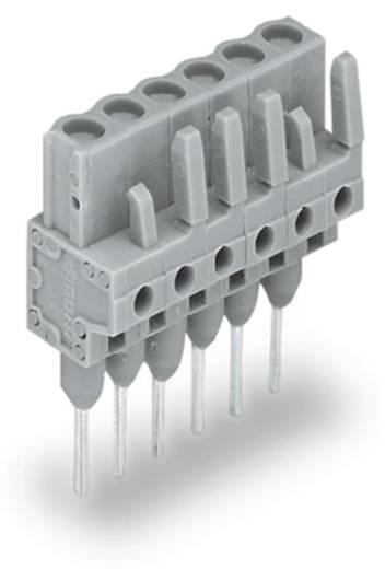 WAGO Buchsengehäuse-Platine 232 Polzahl Gesamt 4 Rastermaß: 5 mm 232-134/005-000 100 St.