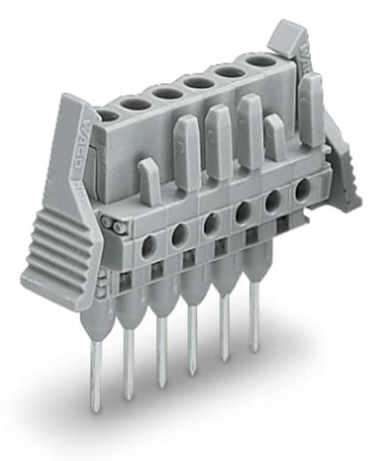 Buchsengehäuse-Platine 232 Polzahl Gesamt 20 WAGO 232-150/005-000/039-000 Rastermaß: 5 mm 10 St.