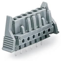 Zásuvkové puzdro na dosku WAGO 232-146/039-000, 95.80 mm, pólů 16, rozteč 5 mm, 10 ks