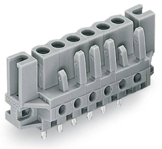 WAGO Buchsengehäuse-Platine 232 Polzahl Gesamt 3 Rastermaß: 5 mm 232-133/047-000 50 St.