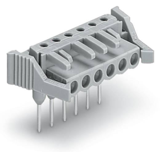 WAGO Buchsengehäuse-Platine 232 Polzahl Gesamt 16 Rastermaß: 5 mm 232-246/005-000/039-000 10 St.