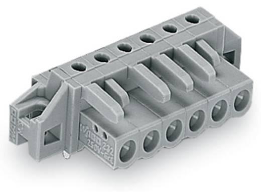 Buchsengehäuse-Platine 232 Polzahl Gesamt 2 WAGO 232-232/031-000 Rastermaß: 5 mm 100 St.