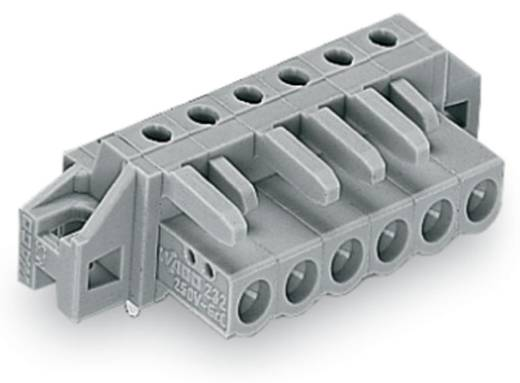 Buchsengehäuse-Platine 232 Polzahl Gesamt 5 WAGO 232-235/031-000 Rastermaß: 5 mm 50 St.