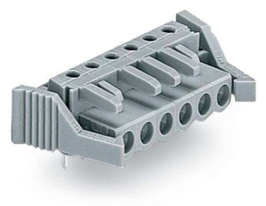 Buchsengehäuse-Platine 232 Polzahl Gesamt 6 WAGO 232-236/039-000 Rastermaß: 5 mm 50 St.
